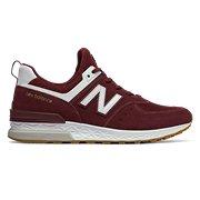 scarpe uomo sportive bianche new balance