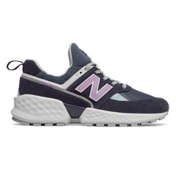 New Balance 574 Sport, Pigment with White