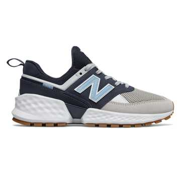 New Balance 574 Sport, NB Navy with Light Cliff Grey