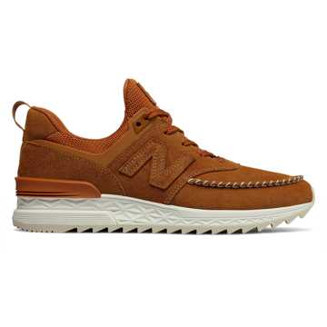New Balance 574 Sport, Canyon with Sea Salt