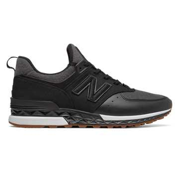 New Balance New Balance x New Era 574 Sport, Black