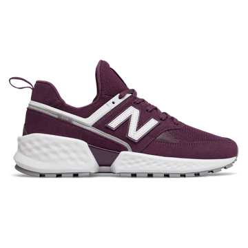 New Balance 574 Sport, Dark Current with White