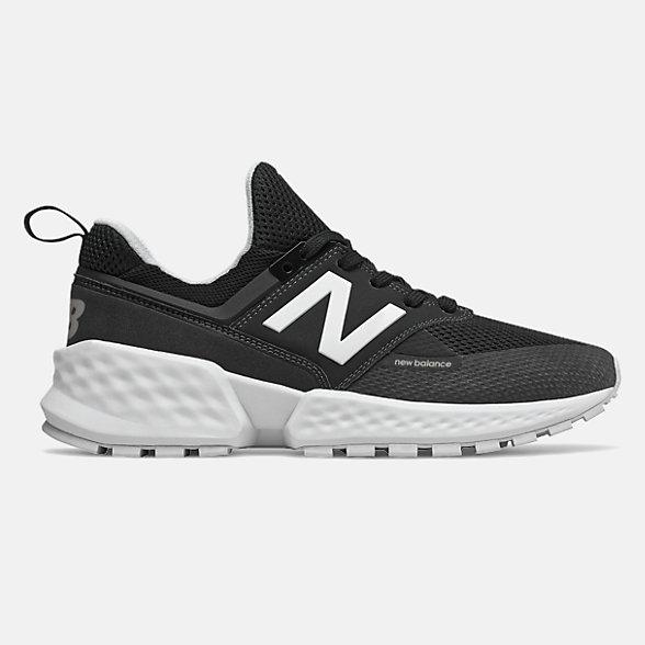 New Balance 574S V2系列男女同款復古休閑運動鞋, MS574PTB