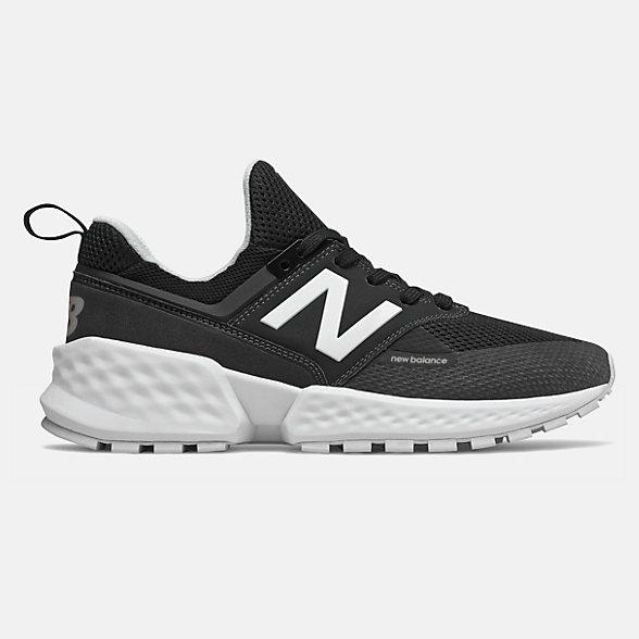New Balance 574S V2系列男女同款复古休闲运动鞋, MS574PTB