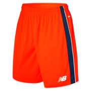 NB Tech Training Knitted Short, Alpha Orange