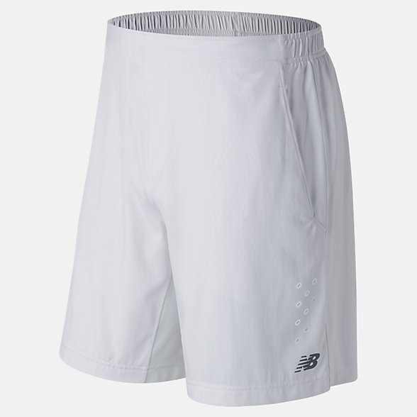 New Balance Tournament 9 Inch Short, MS71403WT
