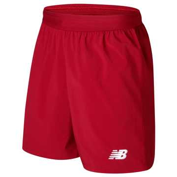 New Balance LFC Mens Home Short, Red Pepper