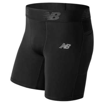New Balance Challenge Short, Black