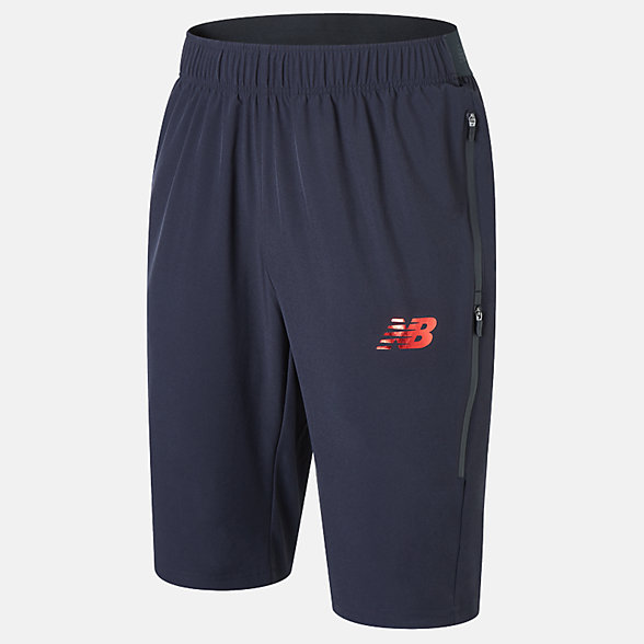 New Balance Pinnacle Tech Training Short, MS810203BK