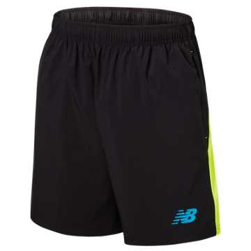 New Balance Elite Tech Training Short, Black
