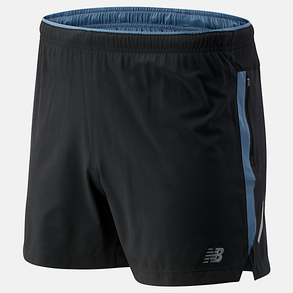 New Balance Impact 5 Inch Short, MS81263CMY