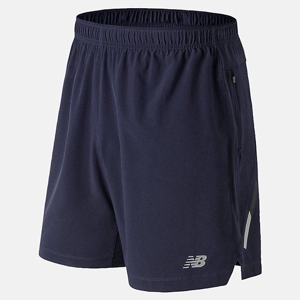 New Balance Short Impact 18 cm, MS81265PGM