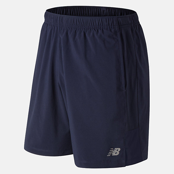 New Balance Accelerate 5 Inch Short, MS81278PGM