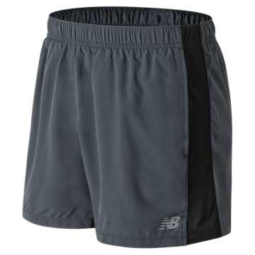 New Balance Accelerate 5 Inch Short, Thunder