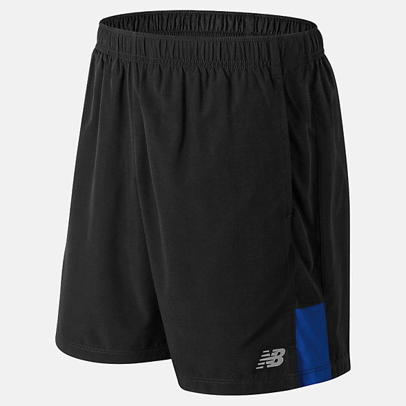 New Balance Short Accelerate 18cm, MS81281TRY