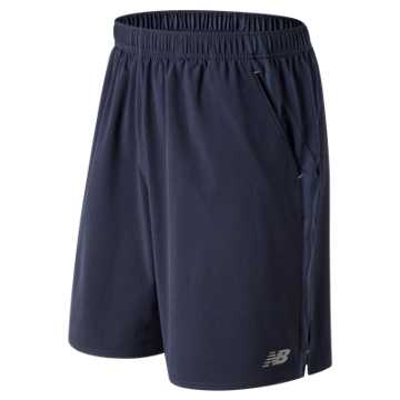 New Balance 9 Inch Rally Short, Pigment