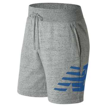 New Balance Heather Short, Heather Grey