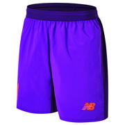 NB LFC FC Away Short - Jonk, Deep Violet