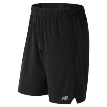 New Balance Tenacity Woven Short, Black