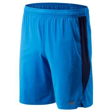 New Balance Tenacity Woven Short, Lapis Blue