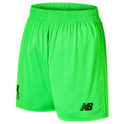 NB Liverpool FC Away GK Short, Vivid Cactus