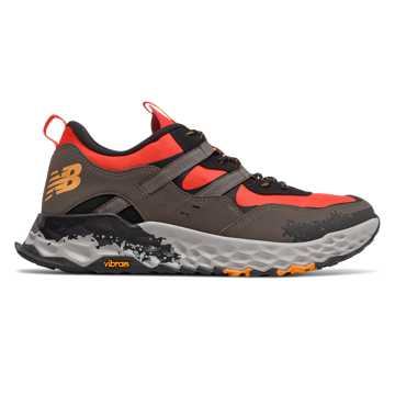 New Balance Fresh Foam 850 All Terrain, Neo Flame with Black