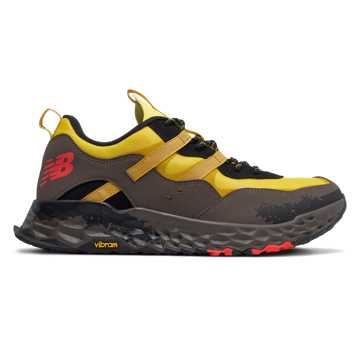 New Balance Fresh Foam 850 All Terrain, Atomic Yellow with Black