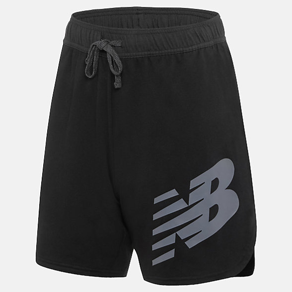 New Balance NB Warm Up Short, MS91016BK