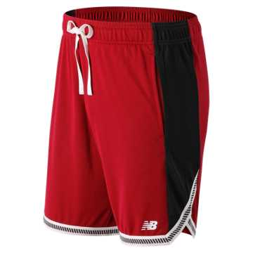 New Balance Tenacity Knit Short, Team Red
