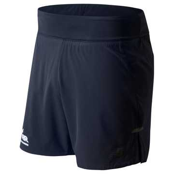 New Balance Run 4 Life Q Speed Shadow 2 in1 Short, Eclipse