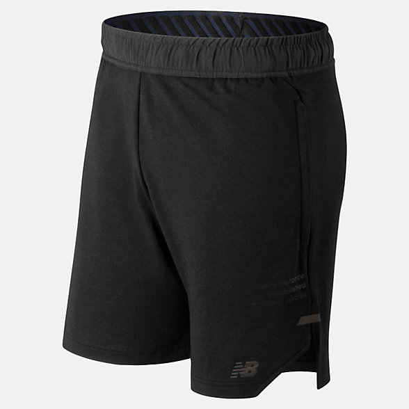 New Balance Short Q Speed Softwear, MS91253BK