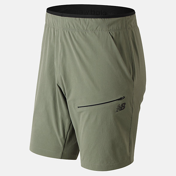 New Balance Short tissé Sport Style Select, MS91564MGN