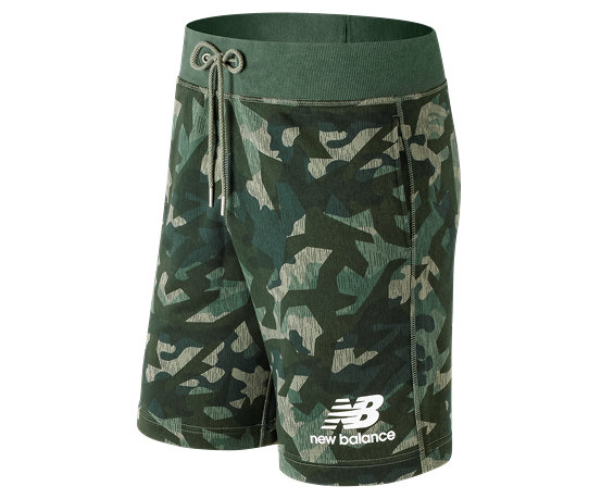 c9294c4e06602 Men's Essentials Stacekd Logo shorts - New Balance