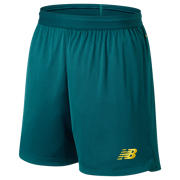 NB Celtic FC Away Short, Green with Yellow
