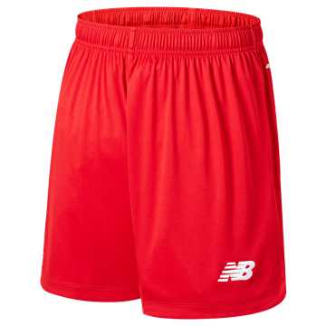New Balance Liverpool FC On-Pitch Knit Short, Team Red