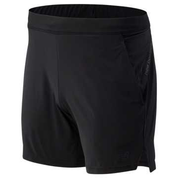 New Balance Fortitech 6 In Short, Black