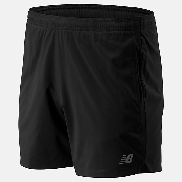 NB Accelerate 5 in Shorts, MS93187BK