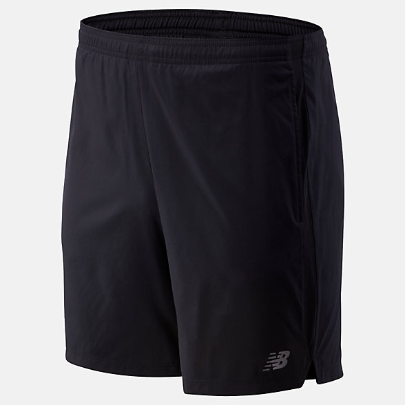 NB Accelerate 7 in Shorts, MS93189BK