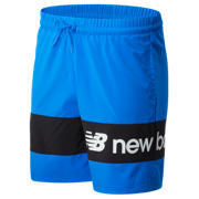 New Balance NB Athletics Woven Short, Vivid Cobalt