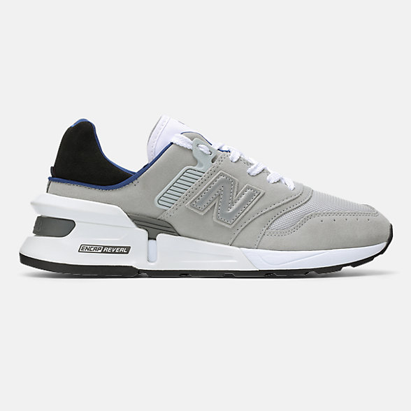New Balance 余文乐同款997S系列男女同款复古休闲运动鞋, MS997CBA