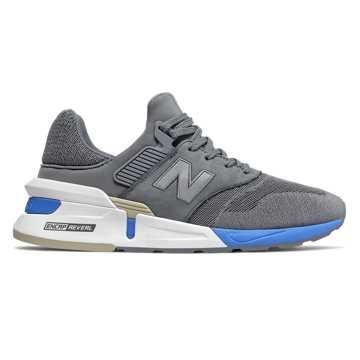 New Balance 997S男女同款复古休闲运动鞋, 灰色