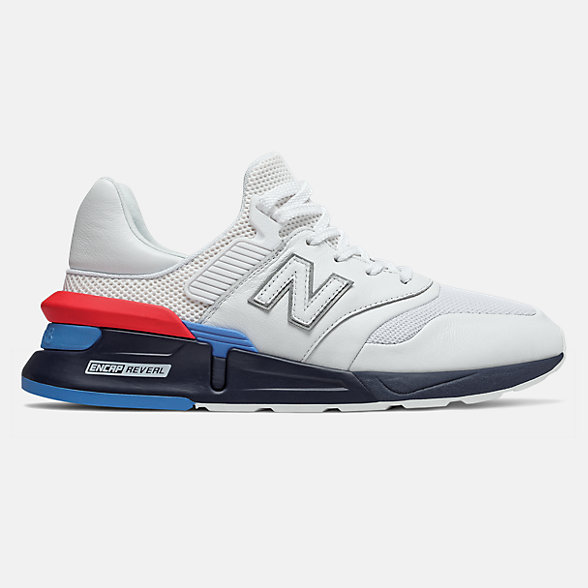 New Balance 997S男女同款复古休闲运动鞋, MS997HE