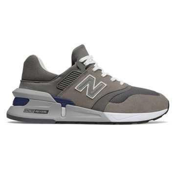 New Balance 997S男款复古休闲运动鞋    , 灰色