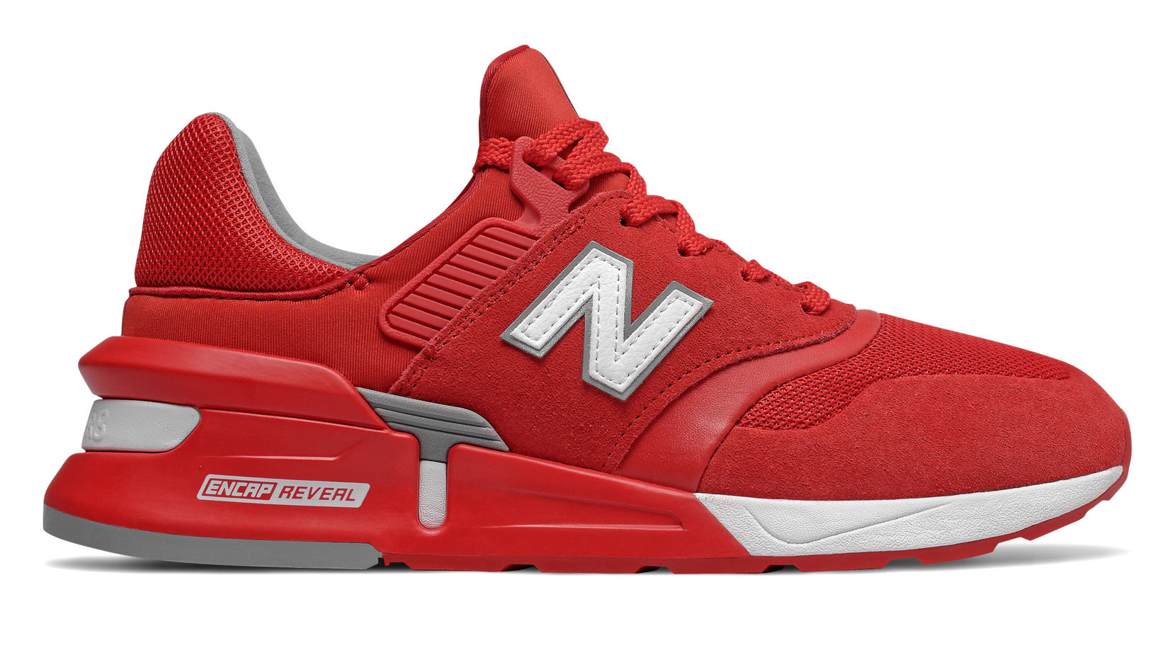 NB 997 Sport, Team Red with White