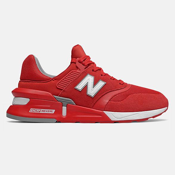New Balance 997S系列男女同款休闲运动鞋, MS997HM