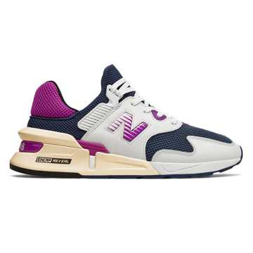 New Balance 997 Sport, Moroccan Tile with Voltage Violet