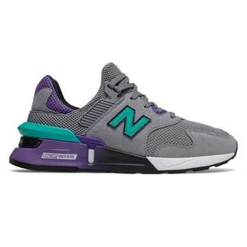 New Balance 997 Sport, Steel with Verdite