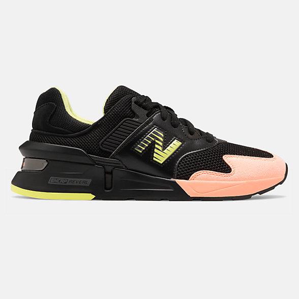 "New Balance 997S系列 ""First Light""配色男款复古休闲鞋, MS997KL1"