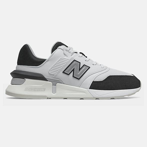 New Balance 997S系列男女同款復古休閑鞋, MS997LOM