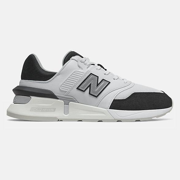 New Balance 997S系列男女同款复古休闲鞋, MS997LOM